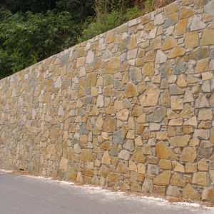 muro in quarzirenite