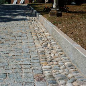 ciottoli e cubetti pietra luserna
