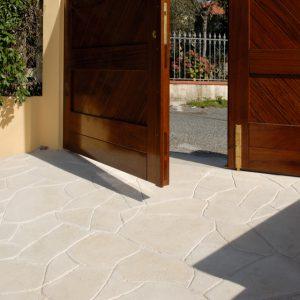 pavimento pietra di modica