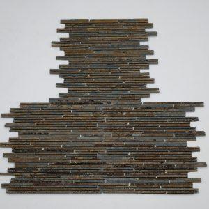 listelli rivestimento pietra ardesia rete hymsq15