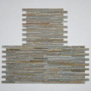 listelli rivestimento pietra quarzite rete hymsq14