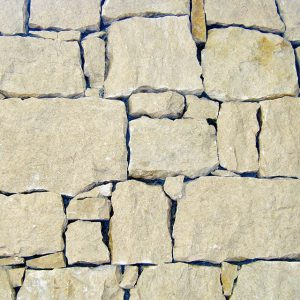 rivestimento pietra retrosegato chiampo giallo paglierino