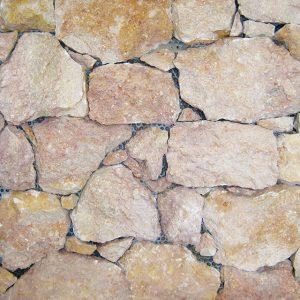 rivestimento pietra retrosegato chiampo rosato