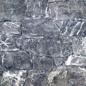 rivestimento pietra retrosegato grigio carnico