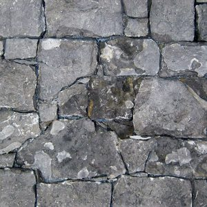 imperial grey stone covering sawn back