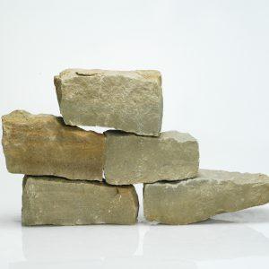 blocchetti tranciati pietra trani bari rivestimento