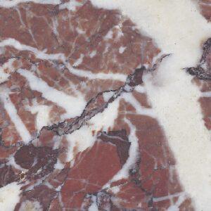 marmo breche rouge de france