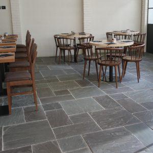 kandla grey stone paving