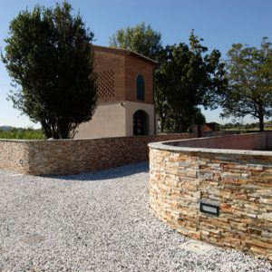 amarillo stone wall cladding