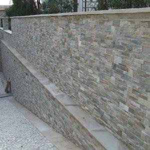 amarillo wall stone covering