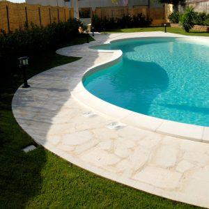 piscina pietra di modica
