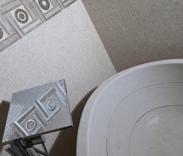 bagno marmo pietra bianco