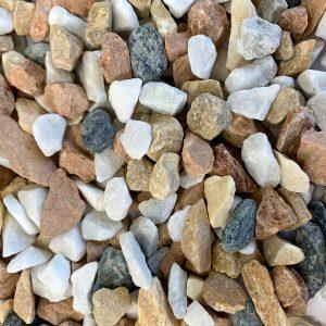 orinetal marble gravel