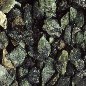 verde alpi marble gravel