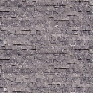rivestimento pietra spaccatello grigio carnico