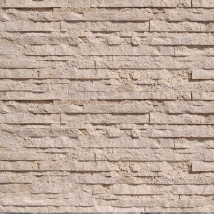 light travertine wall cladding tiles