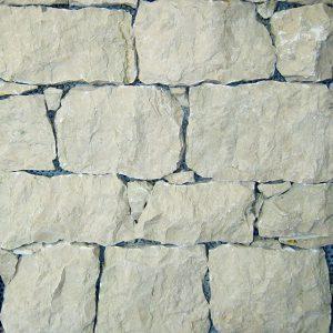 rivestimento pietra retrosegato verdello