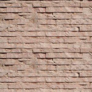 rivestimento pietra spaccatello nembro rosato