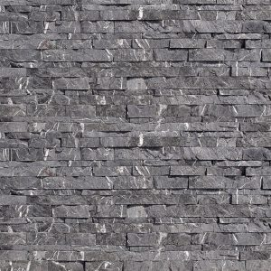 black marquinia marble wall cladding tiles
