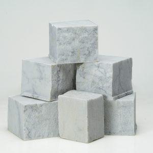 cubetti marmo bianco carrara