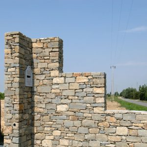 muro in pietra di langa