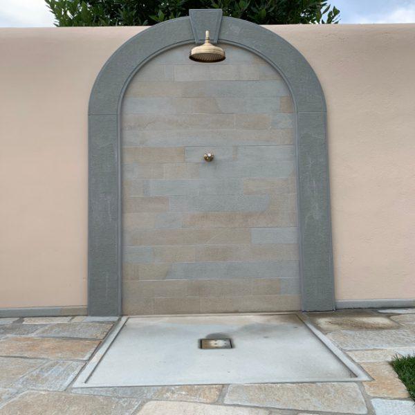 piscina pietra calcarenite
